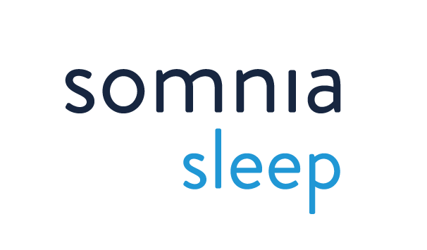 somnia sleep: Logotype