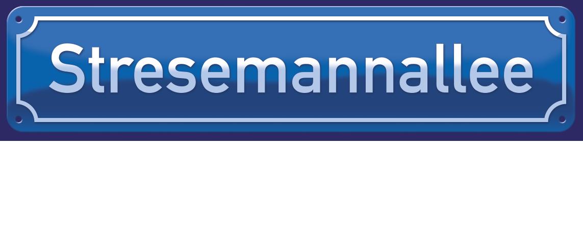 Logo: Stresemannallee –Main Zuhause